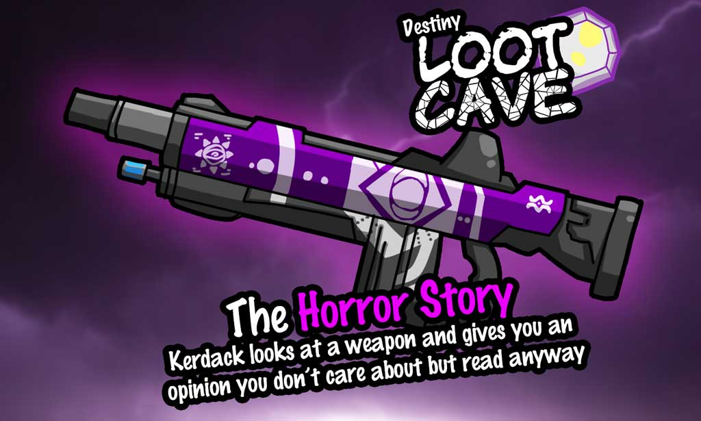Horror Story Festival Of The Lost Weapon Review Destiny Loot Cave