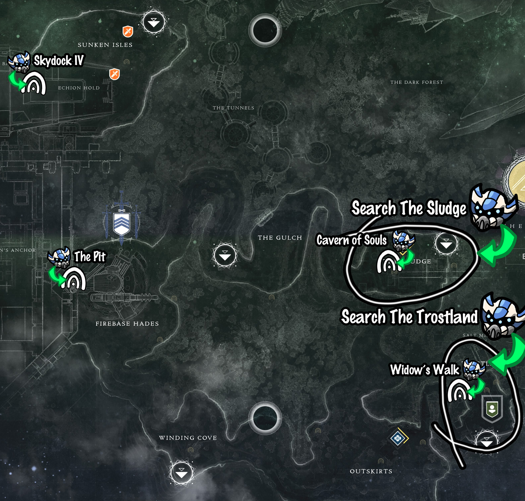 spider s wanted bounties 11 20 destiny 2 destiny loot cave wanted bounties 11 20 destiny 2